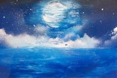 ブルー・ムーン Blue Moon